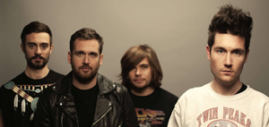 "Britų grupė ""Bastille"" gros festivalyje ""Granatos Live"""