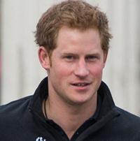 Didžiosios Britanijos princas Harry –