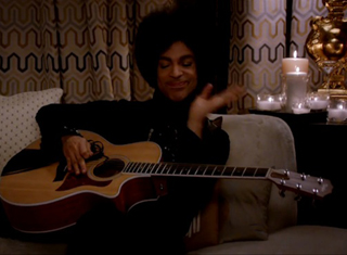 Prince ir aktorė Zooey Deschanel įrašė bendrą dainą