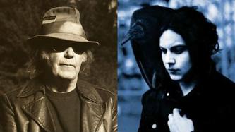 Naujausiame Neilo Youngo albume bus galima išgirsti ir Jack White