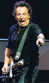 Bruce'as Springsteen'as:
