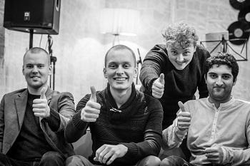 """Jaunųjų atlikėjų koncertų ciklą """"Dangaus šviesuliai"""" tęsia džiazo kvartetas R.A.D.D."""