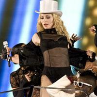 Daugiausiai tarp Amerikos atlikėjų praėjusiais metais uždirbo Madonna