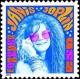 Bus išleistas Janis Joplin skirtas pašto ženklas (+ foto)