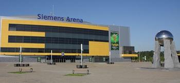 """""""Siemens"""" arena tapo didžiausiu Wi-Fi tašku Lietuvoje"""