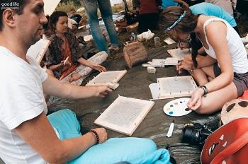 """""""Yaga Gathering 2014"""": ko laukti ramybės scenoje ir idėjų erdvėje"""