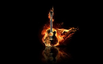 Geriausias visų laikų gitaros rifas -