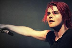Išgirskite: Gerardas Way pristato pilną debiutinio savo albumo perklausą (+ audio)
