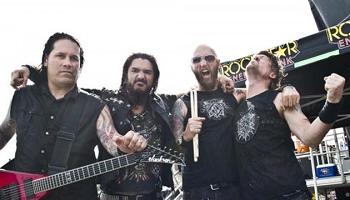 Naujausią kūrinį pristato JAV metalo grupė